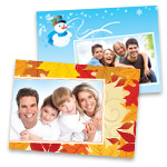 Design Online 5x7 Photo Cards