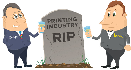 Death of Printing Industry